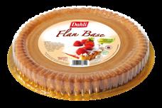Корж для пирога ванильный