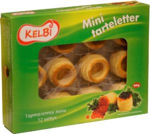 Mini Tarteletters
