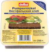 (Русский) Pumpernickel Bread