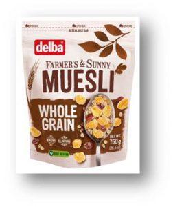 (Русский) Whole Grain Muesli