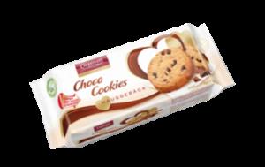 (Русский) Песочное печенье с шоколадом