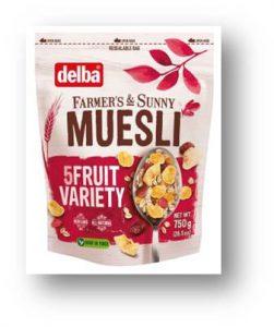(Русский) 5 Fruit Muesli