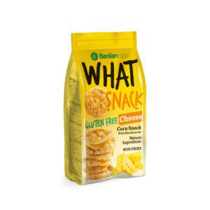 Кукурузные снэки с сыром