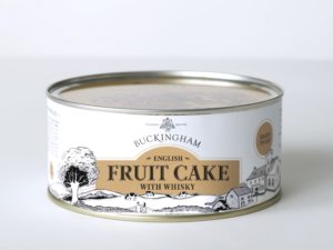 Английский фруктовый пирог