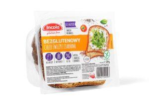 (Русский) Цельнозерновой хлеб с семенами льна